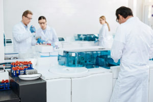 Figure 1. Molecular biology lab