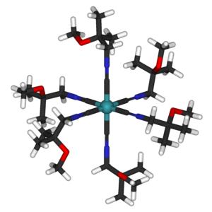 Figure 4. 3D representation of 99mTc-Sestamibi