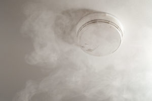 Figure 2. Smoke detector