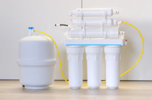 Figure 6. Home water purification system