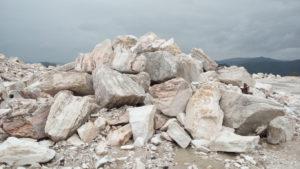 Figure 7. Marble stones