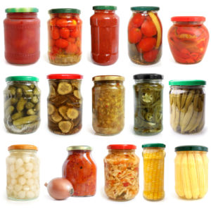 Figure 3. Food preservation